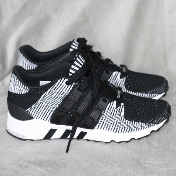 5991168b9981 adidas Other - Adidas EQT Support Primeknit Black white sneakers